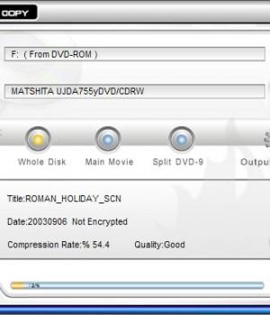 AoA DVD Copy Ekran Görüntüleri - 1