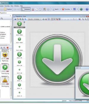 Axialis IconWorkshop Ekran Görüntüleri - 3