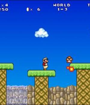 Super Mario Forever Ekran Görüntüleri - 1