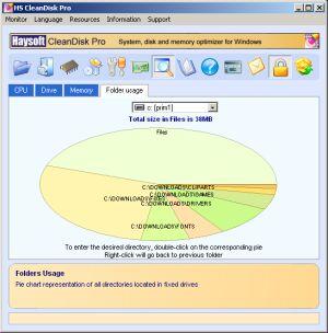 HS CleanDisk Pro Ekran Görüntüleri - 2