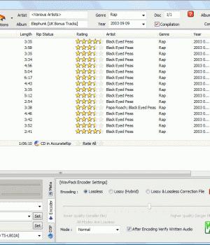dBPowerAMP Music Converter Ekran Görüntüleri - 1