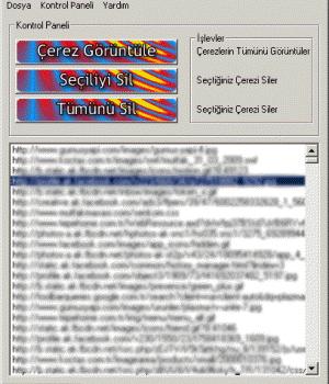 1ss Çerez Silici Ekran Görüntüleri - 1