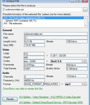 CodecInstaller Ekran Görüntüleri - 1