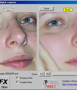 CleanSkinFX Ekran Görüntüleri - 1
