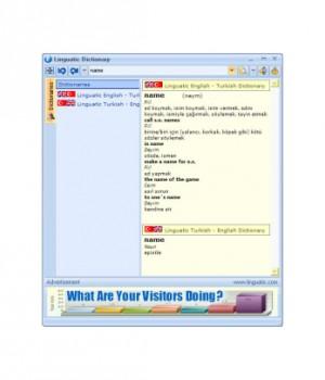 Linguatic Sözlük Ekran Görüntüleri - 2