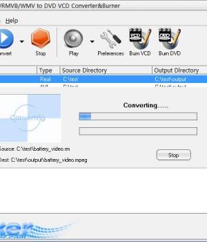 Okoker AVI/DIVX/MPEG/RMVB/WMV Dönüştürücü & DVD VCD Kaydedici v 3.8 Ekran Görüntüleri - 1