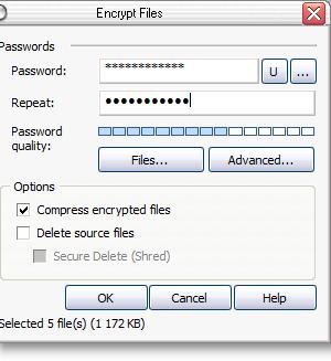 Advanced Encryption Package 2010 Ekran Görüntüleri - 2