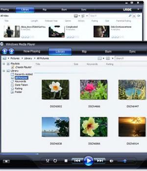 Windows Media Player Ekran Görüntüleri - 1