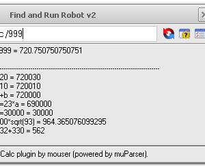 Find and Run Robot Ekran Görüntüleri - 1