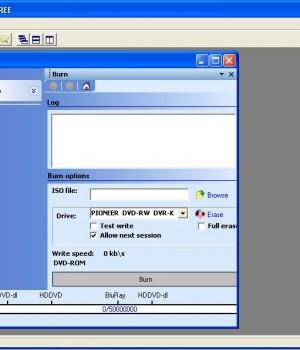 FinalBurner Free Ekran Görüntüleri - 3