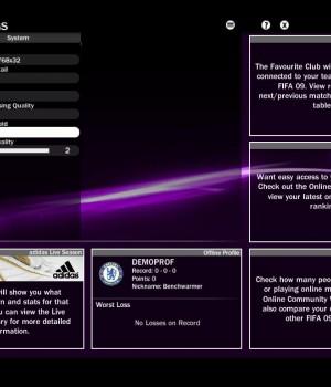 Fifa 09 Ekran Görüntüleri - 2