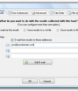 CoffeeCup Web Form Builder Ekran Görüntüleri - 3