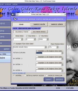 Ri-Mer Gelir-Gider Kasa Takip Ekran Görüntüleri - 3