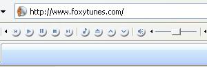 FoxyTunes (IE) Ekran Görüntüleri - 1