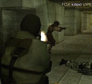 Metal Gear Solid Demo Ekran Görüntüleri - 2