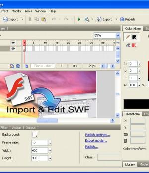Sothink Swf Quicker Ekran Görüntüleri - 2