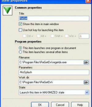 Fast Launcher v.3.4 Ekran Görüntüleri - 2