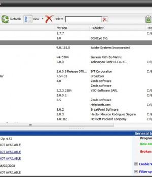 Cleanse Uninstaller Pro Ekran Görüntüleri - 2