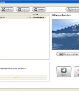 McFunSoft DVD Creator Ekran Görüntüleri - 1