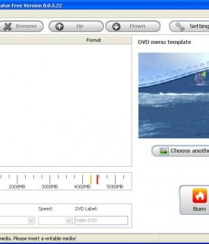 McFunSoft DVD Creator Ekran Görüntüleri - 2
