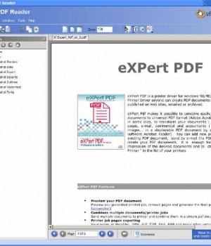 Expert PDF Reader Ekran Görüntüleri - 1