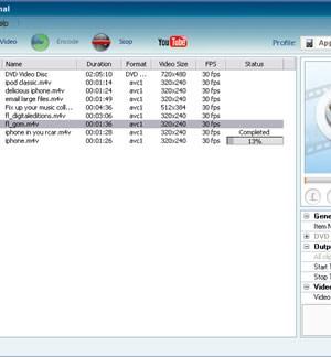 Any DVD Converter for iPod Ekran Görüntüleri - 1