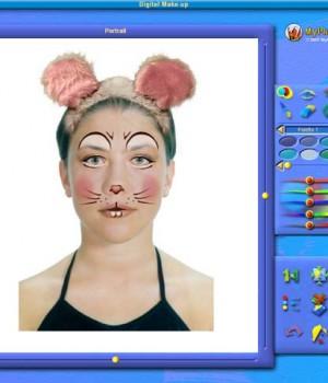 Digital Make-Up Ekran Görüntüleri - 1