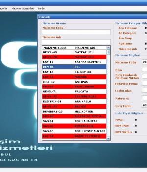 Safran Stok Zimmet Ekran Görüntüleri - 2