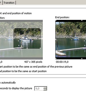 Microsoft Photo Story Ekran Görüntüleri - 1