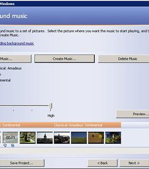 Microsoft Photo Story Ekran Görüntüleri - 2