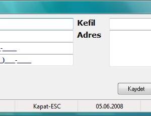 Veresiye Defteri Ekran Görüntüleri - 2