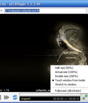 nFLVPlayer Ekran Görüntüleri - 2