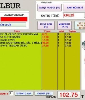 MFD Nalbur Programı Ekran Görüntüleri - 1