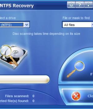 Smart NTFS Recovery Ekran Görüntüleri - 2