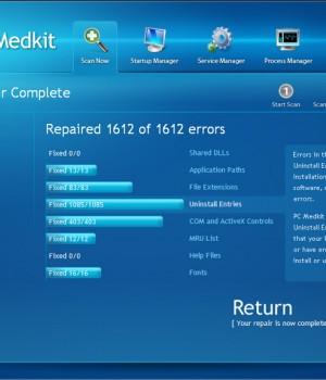 PC Medkit Ekran Görüntüleri - 1