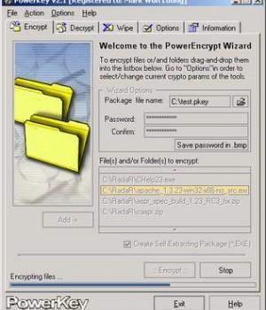 PowerKey Ekran Görüntüleri - 1