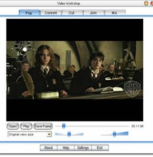 Video Workshop v1.43 Ekran Görüntüleri - 1