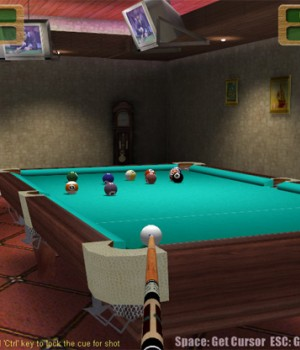 3D Live Pool Ekran Görüntüleri - 1