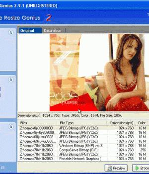 Picture Resize Genius 2.7.1 Ekran Görüntüleri - 2