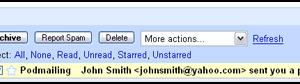 Podmailing Ekran Görüntüleri - 1