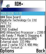 RDM+: Mobil Telefonlar için Bilgisayara Uzaktan Erişim Ekran Görüntüleri - 3