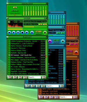 Spider Player Basic Ekran Görüntüleri - 1