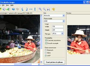 Sib Mobile Imager Ekran Görüntüleri - 1