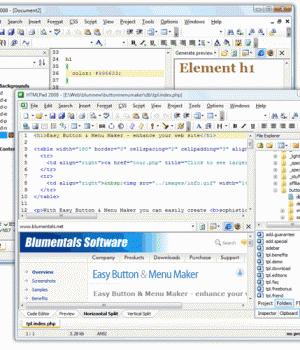 HTMLPad Ekran Görüntüleri - 3