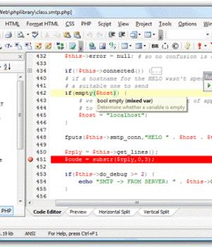 Rapid PHP Ekran Görüntüleri - 1