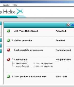 Lavasoft Anti-Virus Helix Ekran Görüntüleri - 3