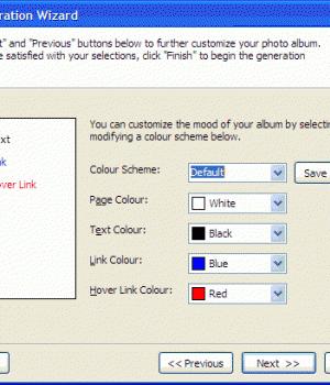 Web Album Generator v.1.8.2 Ekran Görüntüleri - 2