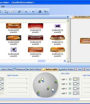 Likno Web Button Maker v2.0 Ekran Görüntüleri - 1