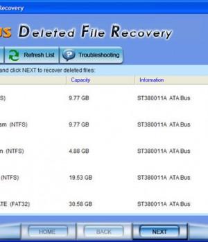 EASEUS Deleted File Recovery Ekran Görüntüleri - 3