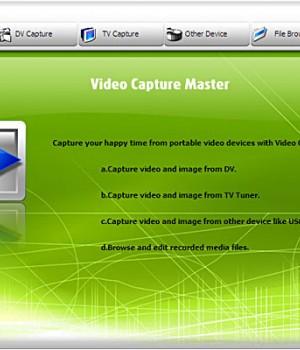 Video Capture Master Ekran Görüntüleri - 1